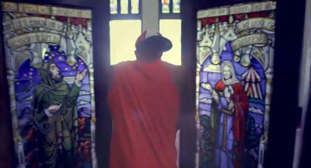 Lecrae Leaves The Church