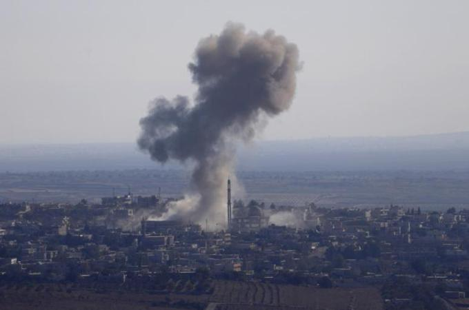 Israel shoots down Syrian