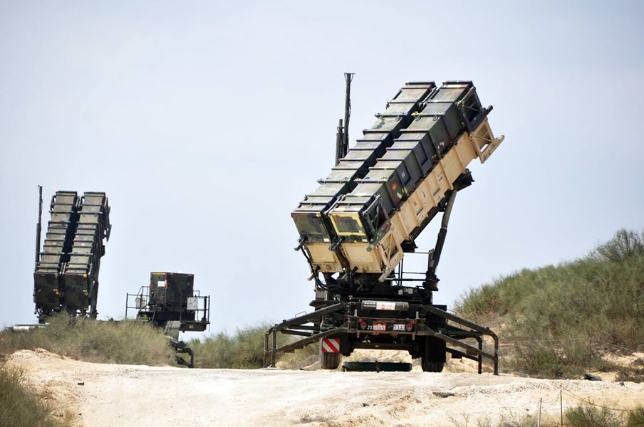 patriot-anti-aircraft-missile