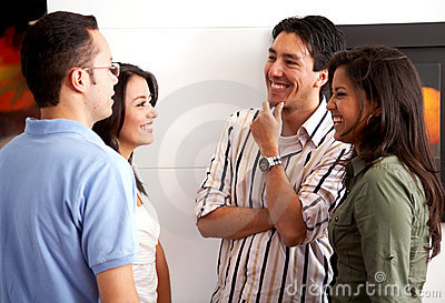 christian-friends-talking