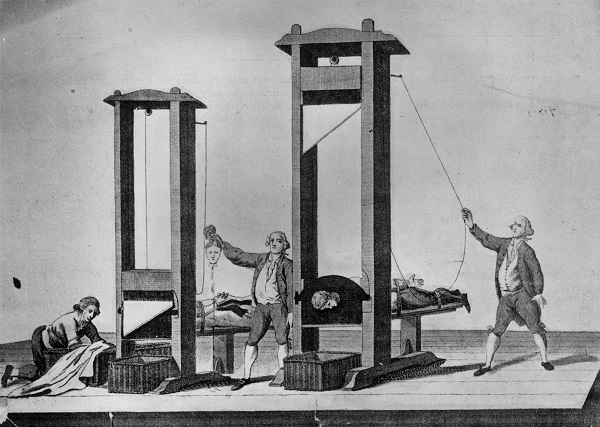 Twin Guillotines