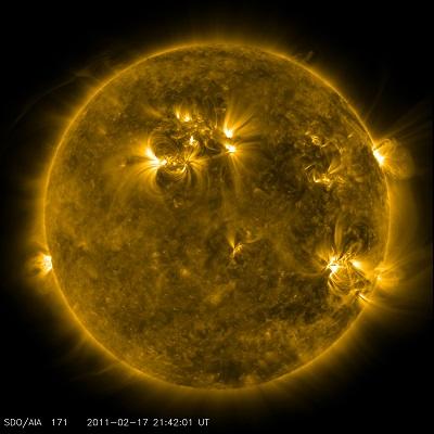sun-solar-flare